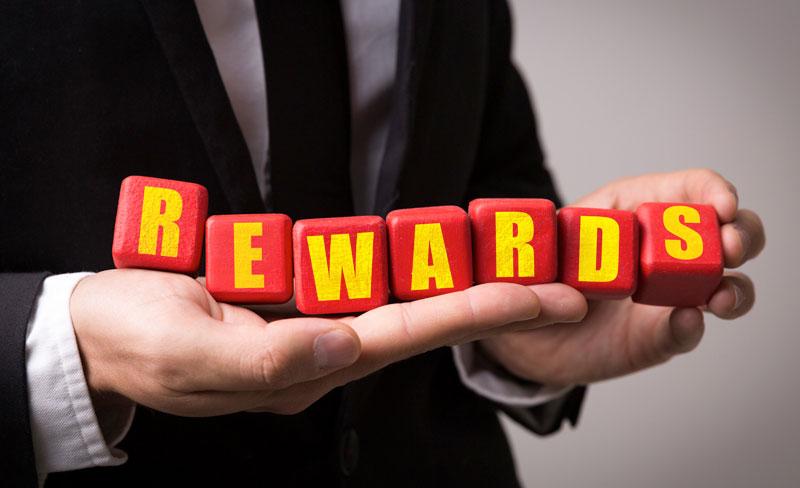 Tarjeta Visa Edición Business con categorías de recompensa del Banco IBC