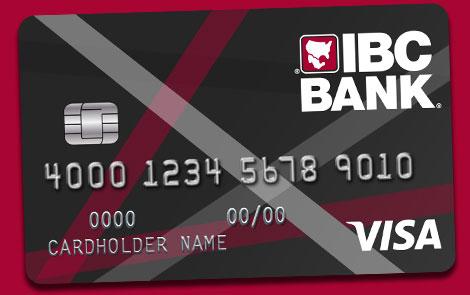 IBC Bank Tarjeta de crédito Visa Business de IBC Bank