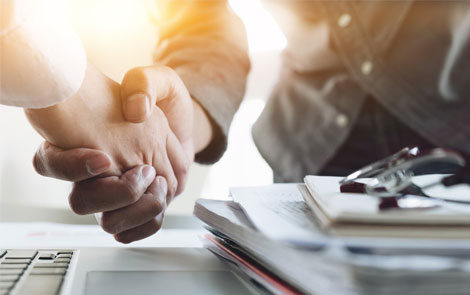 IBC Bank Positive Pay - prevención del fraude