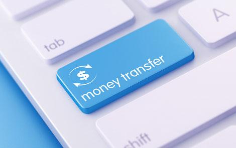 IBC Bank Transferencias electrónicas