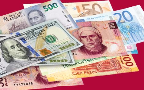 IBC Bank Cambio de divisas