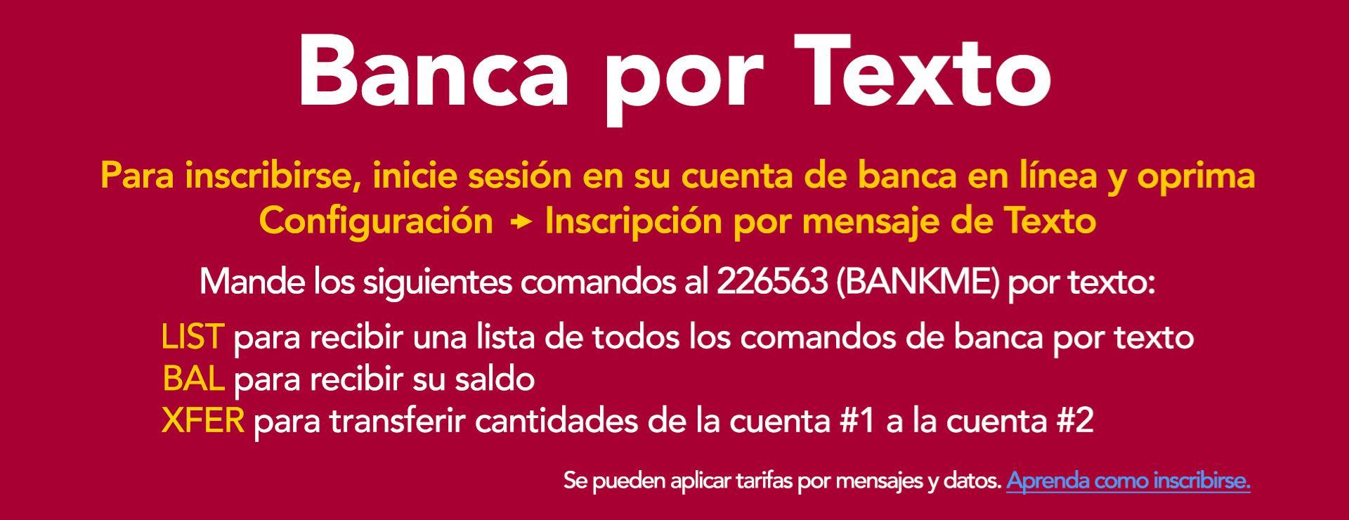 Agosto 2020 - Text Banking