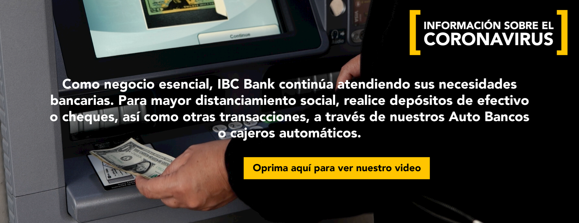 Marzo 2020 - ATM and Motor Banks