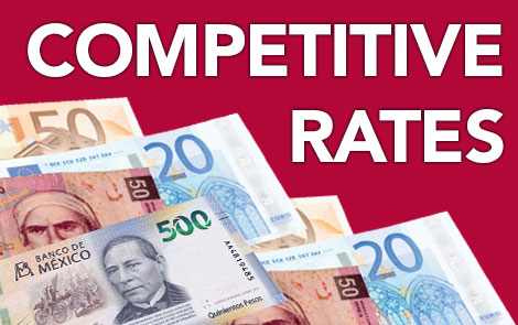 IBC Bank Cambio de moneda extranjera IBC - Personal