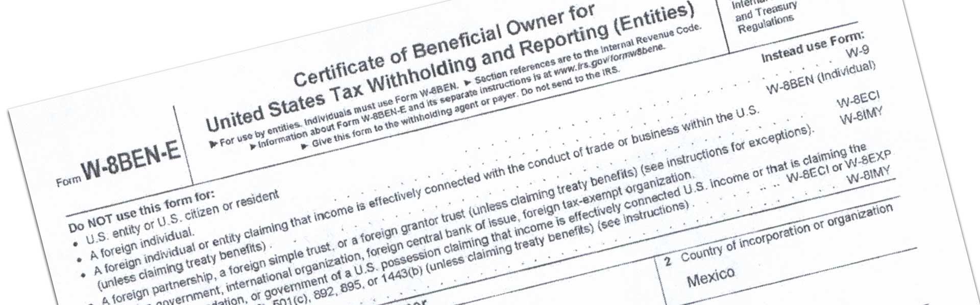 Estado de la certificación del IBC Bank