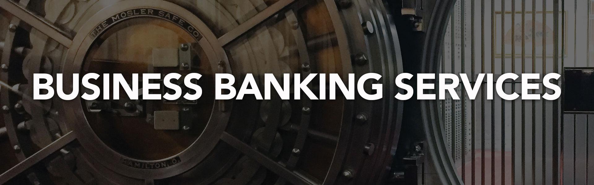 Otros servicios de banca empresarial del IBC Bank