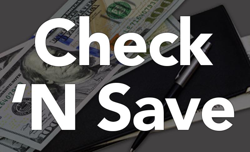 Check 'N Save Plus (Mercado monetario)