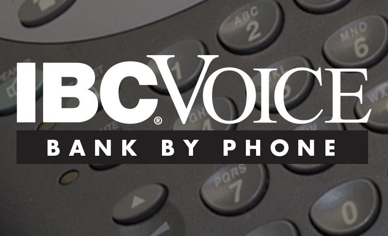IBC Voice SIN CARGO
