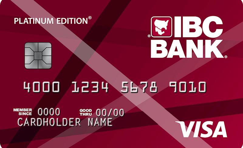 Obtenga una excelente tasa con la tarjeta Visa Edición Platinum en Banco IBC