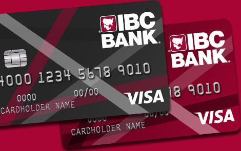 IBC Bank Tarjetas de crédito de IBC Bank