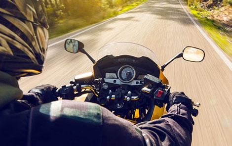 IBC Bank Motocicleta