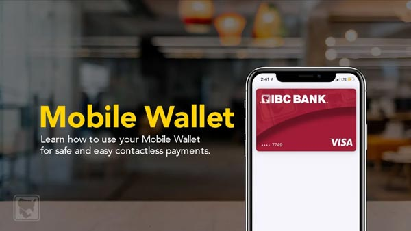 IBC Bank + Contactless Payments