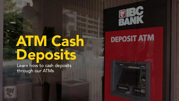 Motor Bank and ATM Transactions