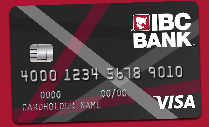 IBC Bank Business Edition Visa Card