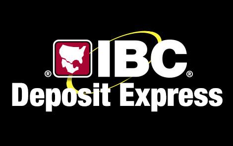 IBC Bank IBC Deposit Express - Remote Deposit