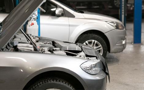 IBC Bank Garage Insurance
