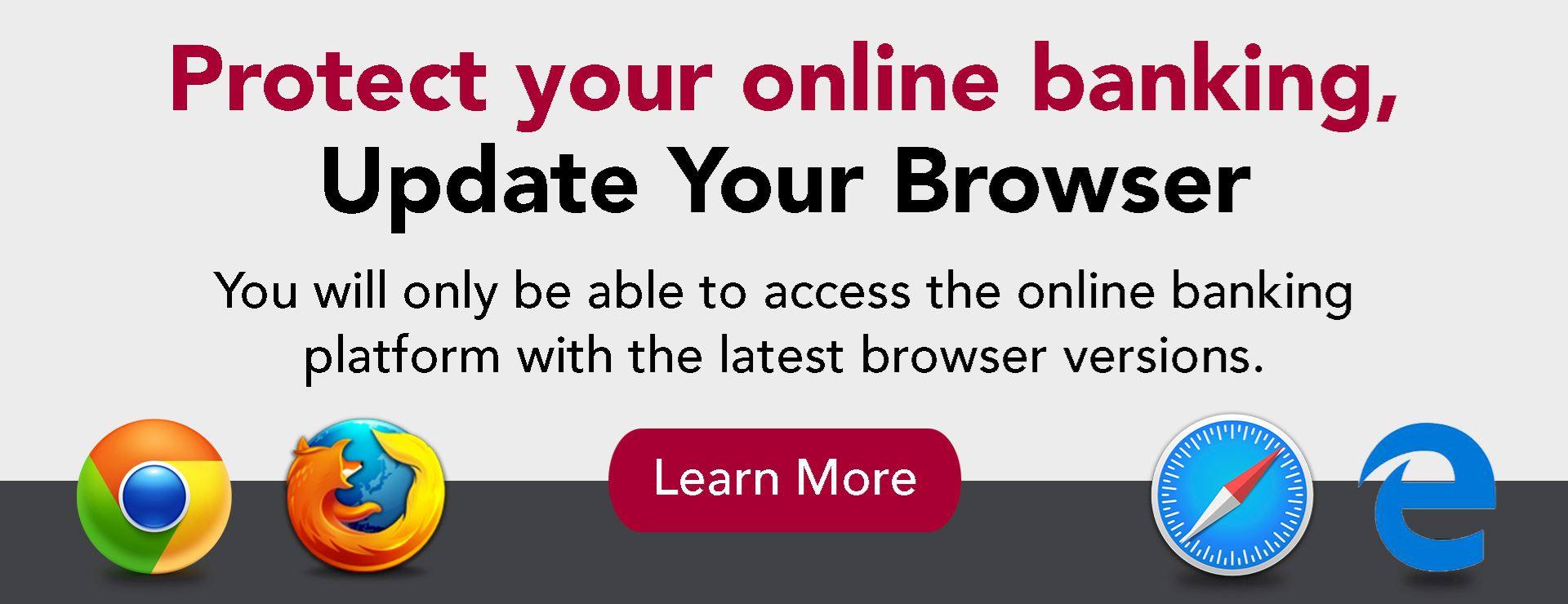 August 2020 - Update Your Browser
