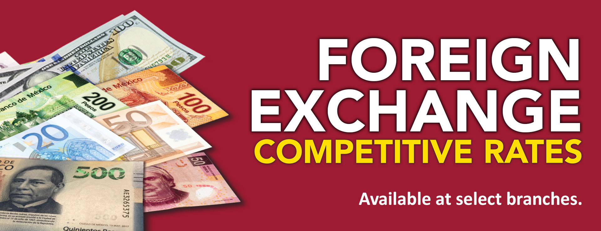 IBC Bank Foreign Exchange
