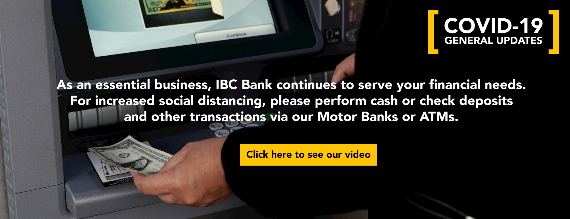 March 2020 - ATM and Motor Bank Videos