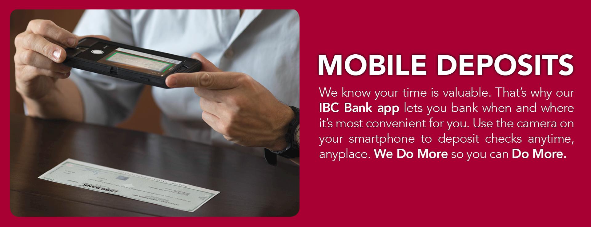 04.2019 - Mobile Deposits