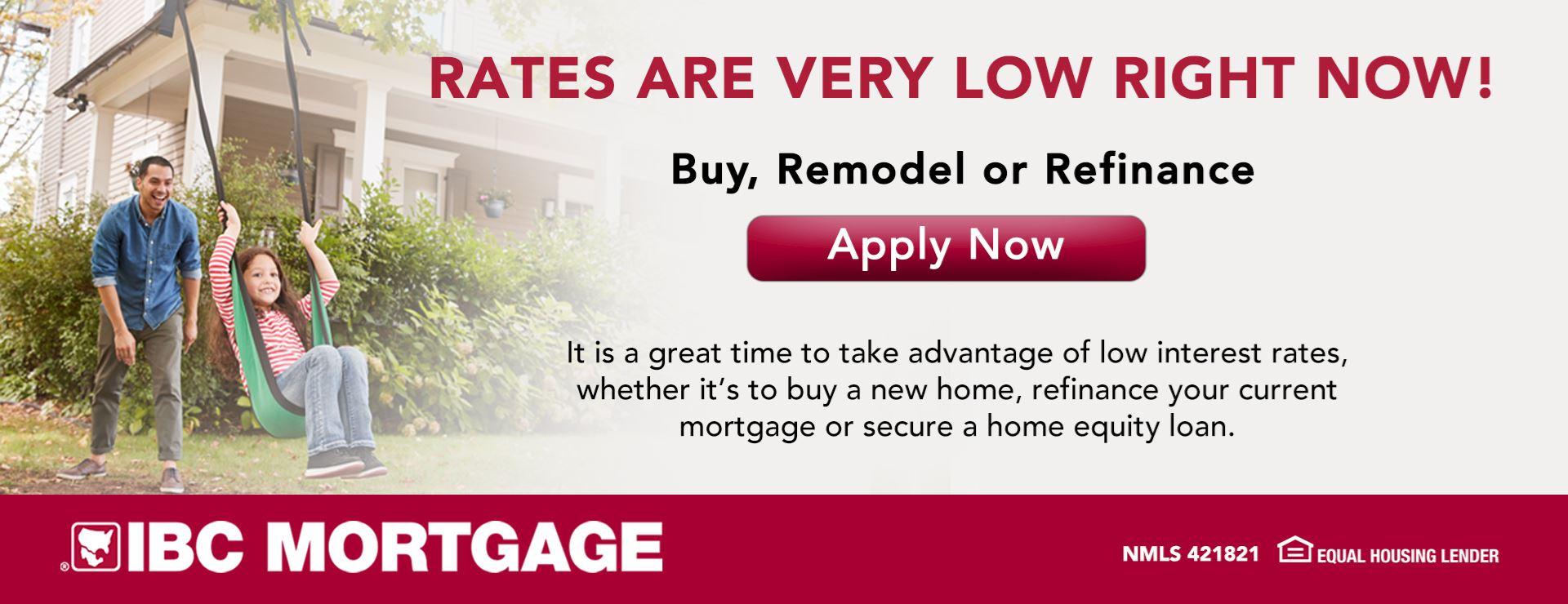 May 2020 - Mortgage
