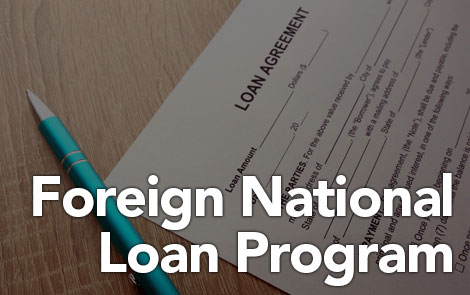 IBC Bank Foreign National Loan Program