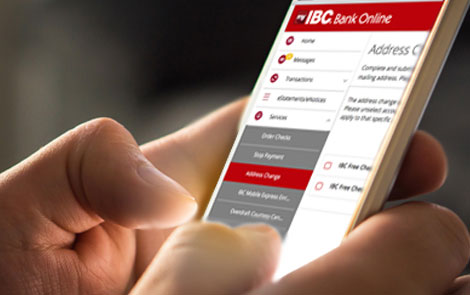 International Banking | IBC Bank Personal Banking Features