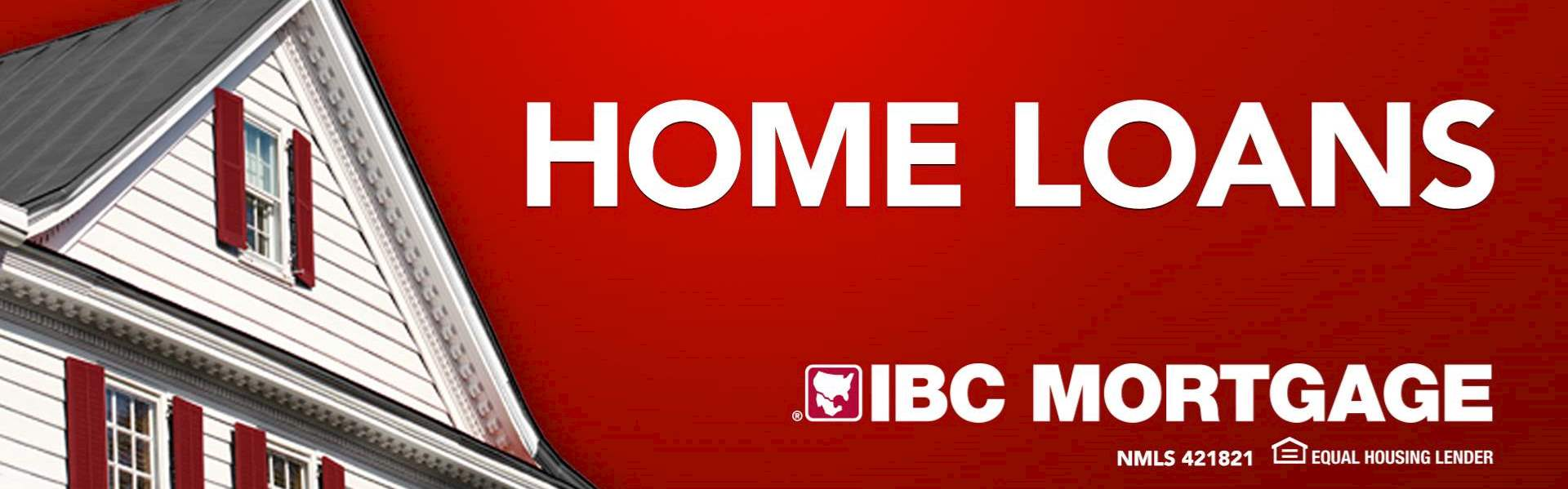 IBC Bank Personal Mortgage