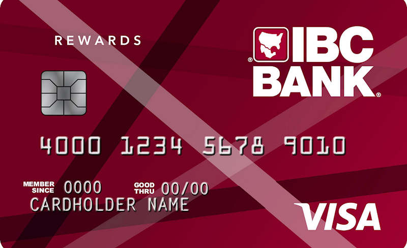 Visa Credit Card Login >> Ibc Bank Credit Cards