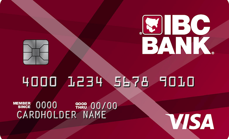 Establish or Improve Your Credit with the Secured Visa Card at IBC Bank