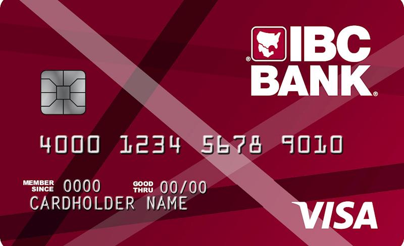 Establish or Improve Your Credit with the Secured Visa Card at IBC Bank