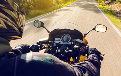 IBC Bank Motorcycle
