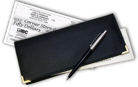 IBC Bank Order Checks