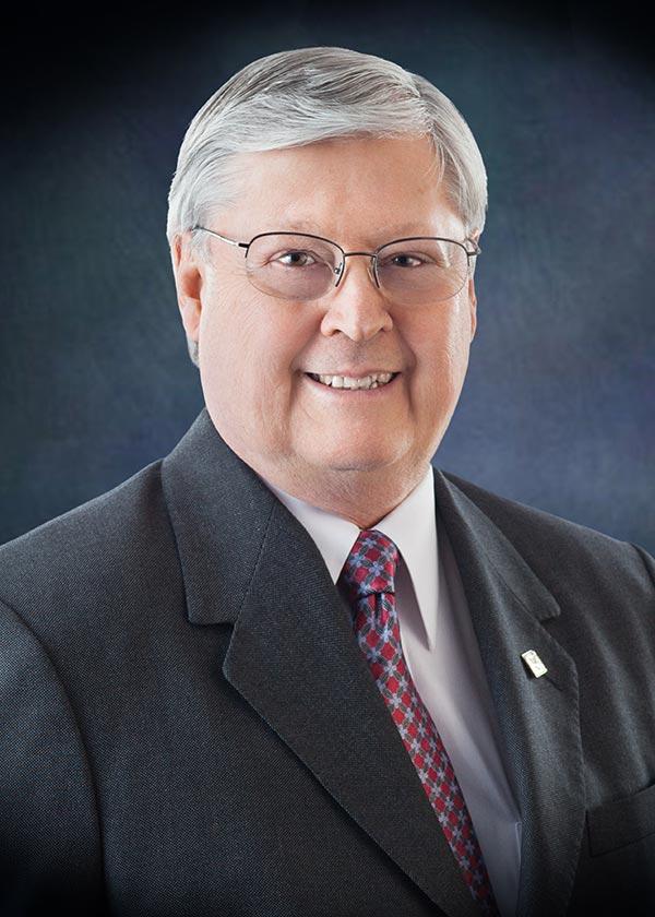 Dennis Nixon - Ibc Chairman