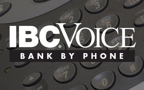 IBC Voice | IBC Bank